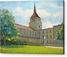 La Crosse Diocese Acrylic Print