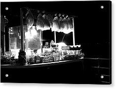 La Dolce Notte Acrylic Print