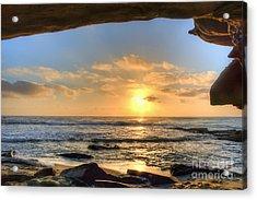 La Jolla Shores Acrylic Print by Eddie Yerkish