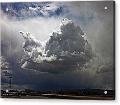 La Landscape 1 Acrylic Print