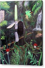 La Madre Del Bosque Acrylic Print