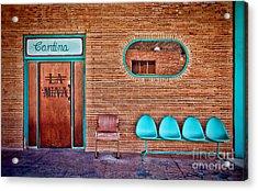 La Mina Cantina Acrylic Print