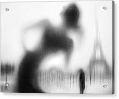 La Parisienne Acrylic Print