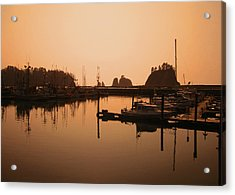 La Push In The Afternoon Acrylic Print