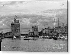 Acrylic Print featuring the photograph La Rochelle by Cendrine Marrouat