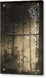 Lace Curtain 1 Acrylic Print