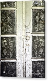 Lace Curtains Acrylic Print by Margie Hurwich
