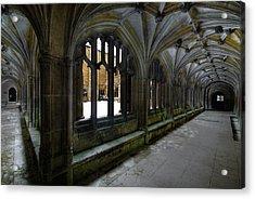 Lacock Abbey Acrylic Print