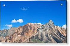 Ladakh 2 Acrylic Print by Kees Colijn