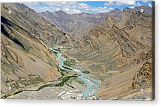 Ladakh Acrylic Print by Kees Colijn