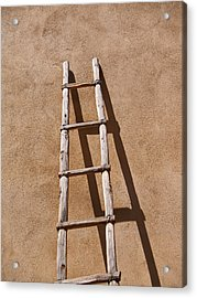 Ladder Acrylic Print by James Granberry