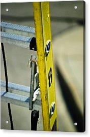 Ladder No 8 Acrylic Print by Christi Kraft
