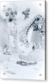 Ladies Dressing Table Acrylic Print
