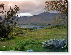 Ladies View. Acrylic Print by Terence Davis