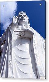 Lady Buddha Vietnam Acrylic Print