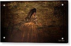 Lady In Waiting Acrylic Print