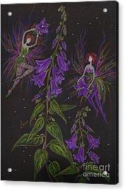 Ladybells Acrylic Print