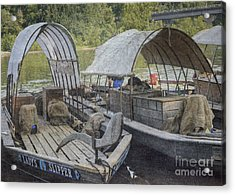 Acrylic Print featuring the photograph Ladys Slipper 2 by Pete Hellmann