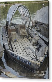 Acrylic Print featuring the photograph Ladys Slipper by Pete Hellmann