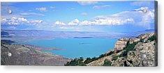 Lago  San Martin, Patagonia, Argentina Acrylic Print
