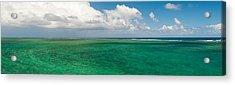 Lagoon, Chamarel, Mauritius Island Acrylic Print