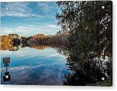 Lake Alice Acrylic Print