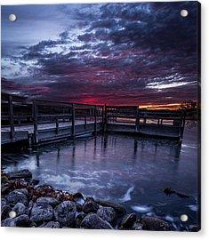 Lake Alvin Acrylic Print