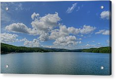 Lake Arrowhead Acrylic Print by Julia Wilcox