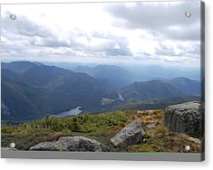 Lake Colden And Flowed Lands Acrylic Print
