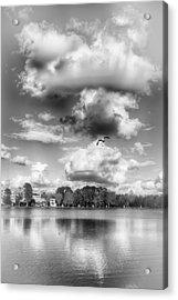 Lake De Soto Acrylic Print