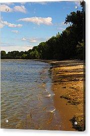 Lake Erie Shore 3 Acrylic Print