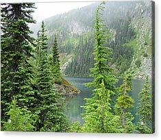 Lake Eunice II Acrylic Print