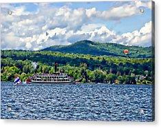 Lake George Ny Acrylic Print