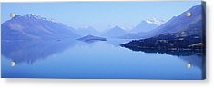 Lake Glenorchy New Zealand Acrylic Print