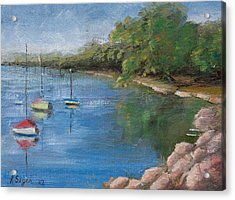 Lake Harriet Acrylic Print