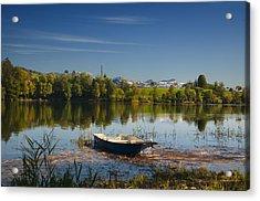 Lake In Switzerland Acrylic Print