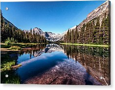 Lake Josephine Acrylic Print