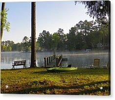 Lake Life Acrylic Print
