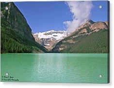 Lake Louise -1 Acrylic Print