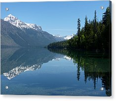 Lake Mcdonald - Glacier National Park Acrylic Print