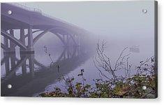 Lake Natoma Crossing Acrylic Print