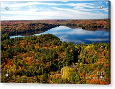 Lake Of Bays Acrylic Print