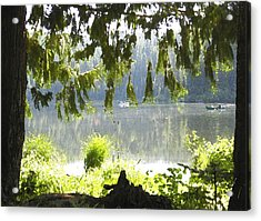 Lake Of Dreams Acrylic Print