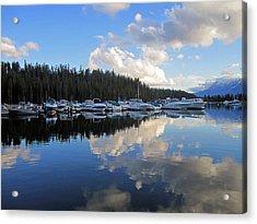 Lake Of Dreams Acrylic Print