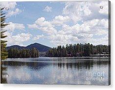 Lake Placid Acrylic Print