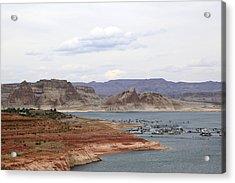 Lake Powell View II Acrylic Print