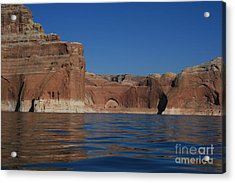 Lake Powell Landscape Acrylic Print