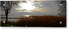 Acrylic Print featuring the photograph Lake Seneca by Gary Wightman
