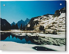 Lake Solitude Acrylic Print