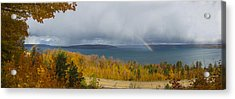 Lake Superior Overlook Acrylic Print